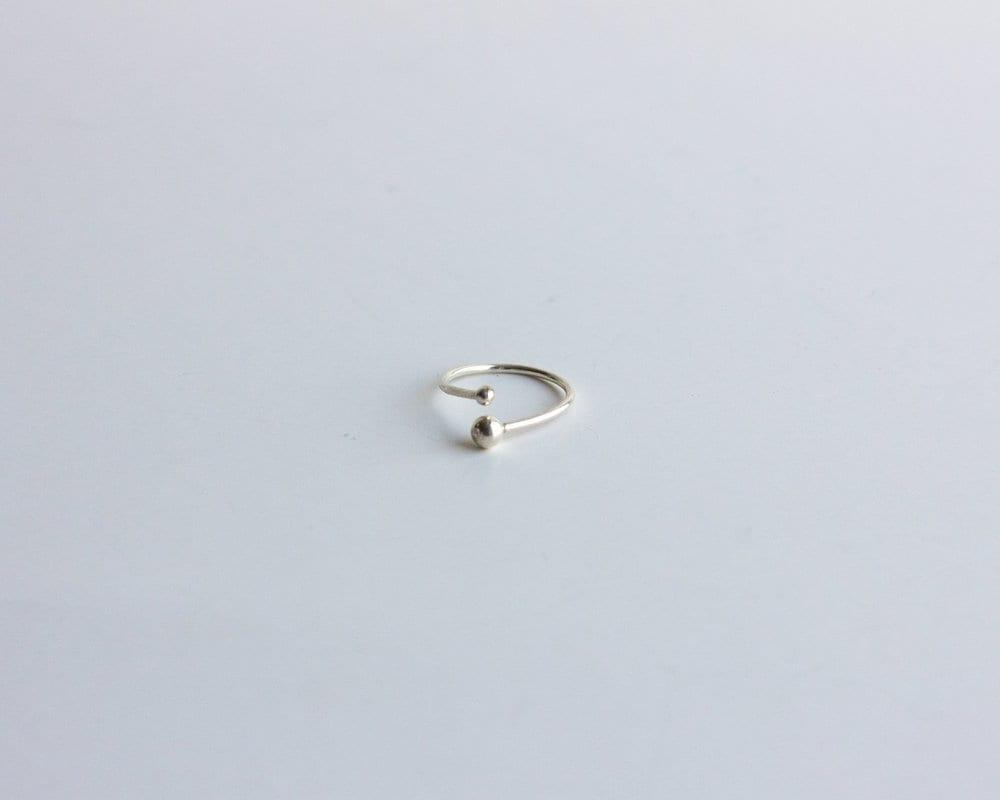 Venus Silver Ring