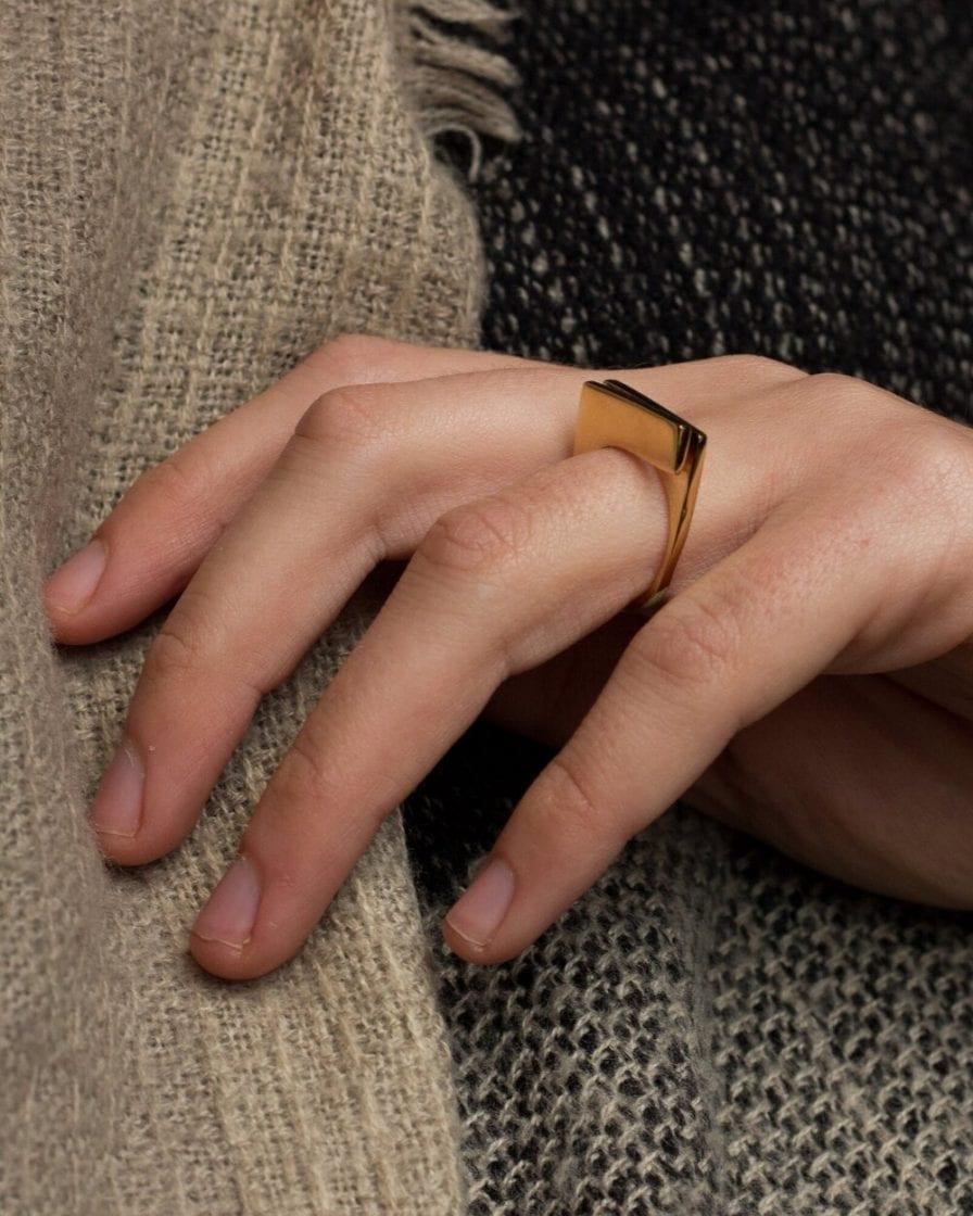 Replica Gold Ring