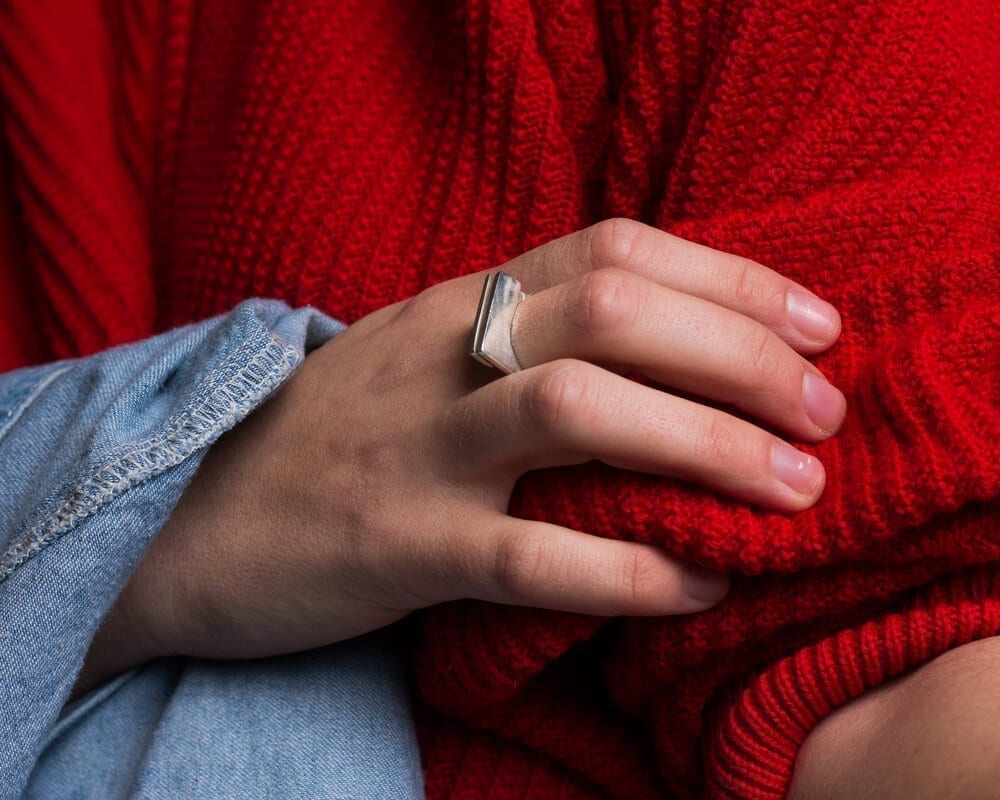 Replica Silver Ring