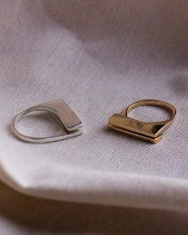 טבעת רפליקה כסף