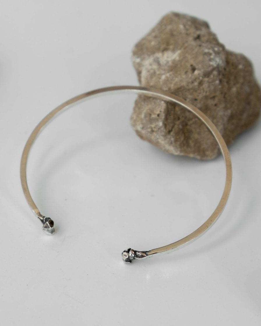 Mercury Silver Bracelet