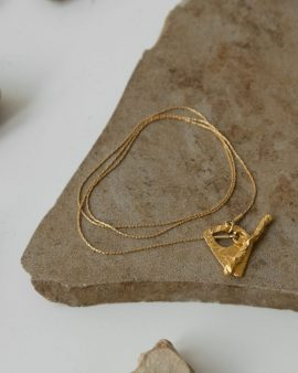 צמיד סליס זהב