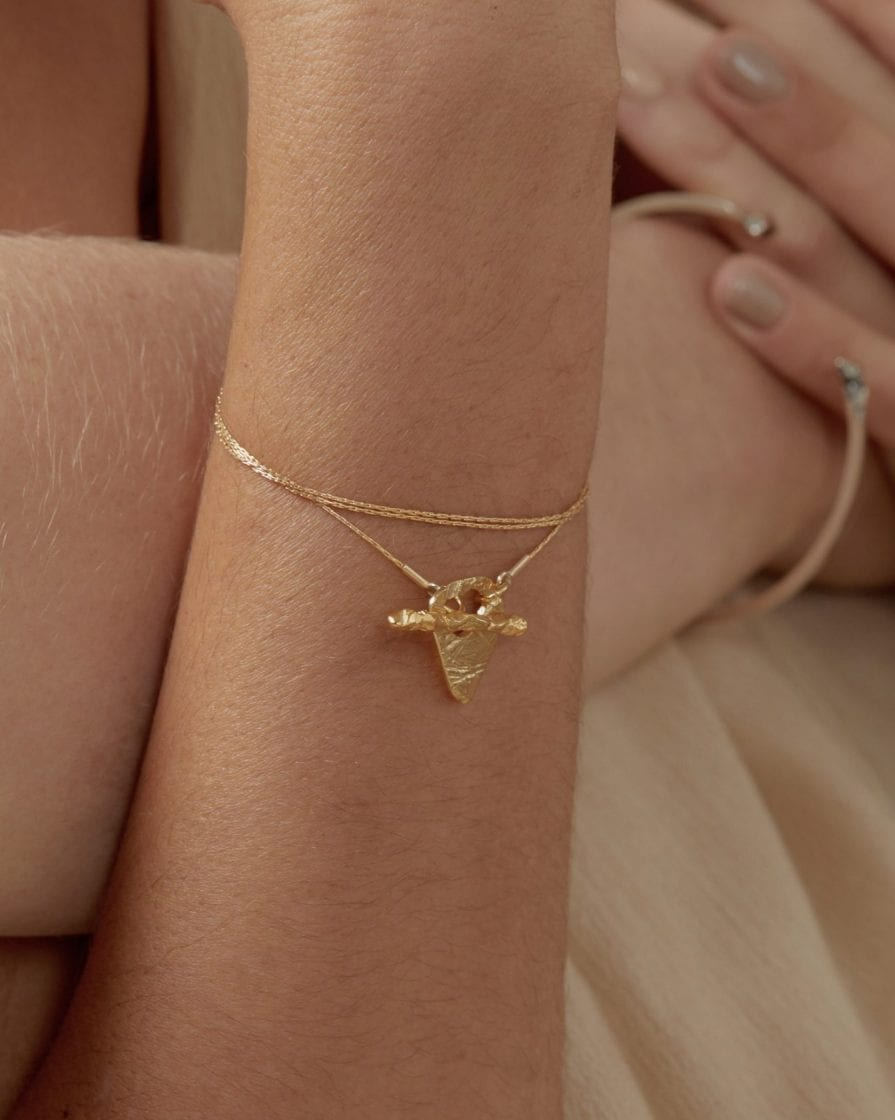 Salis Gold Bracelet