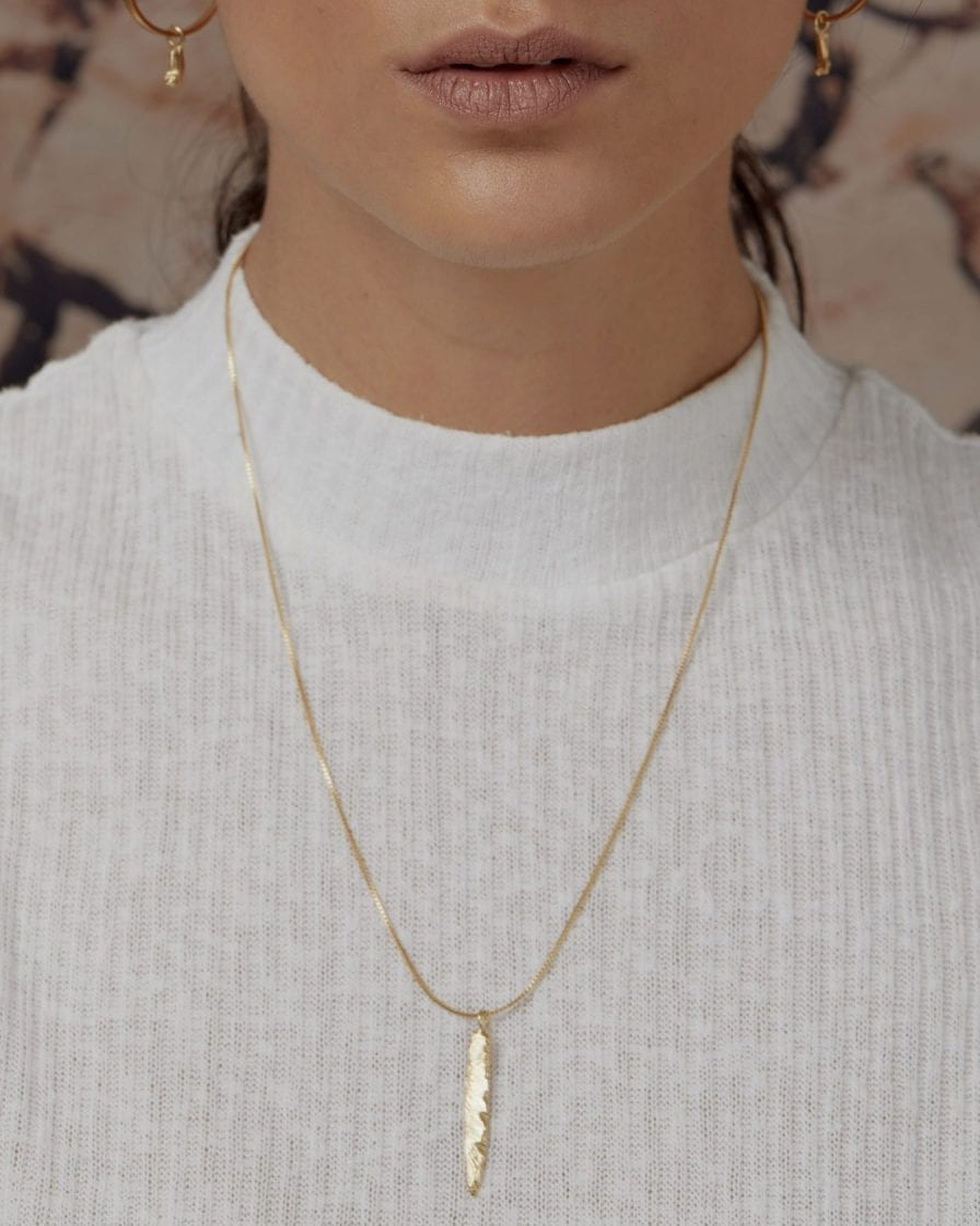 Terra Gold Necklace