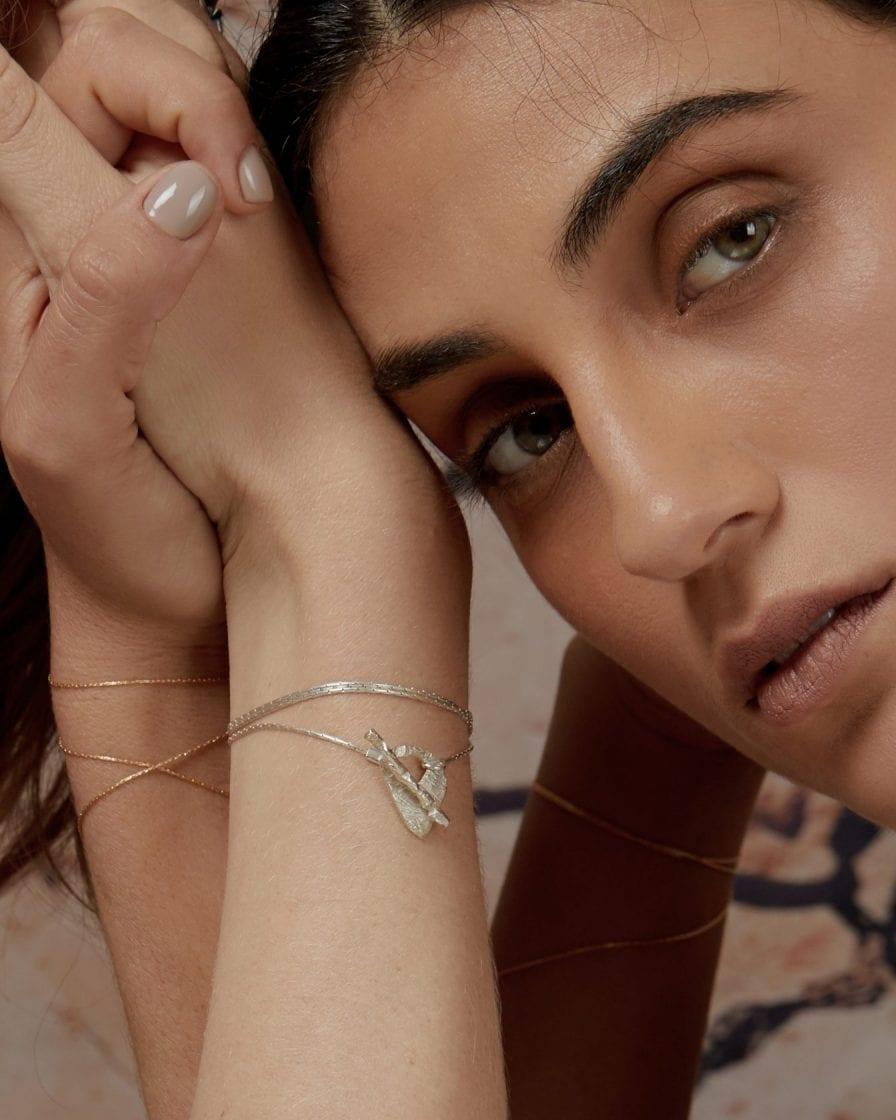 Salis Silver Bracelet